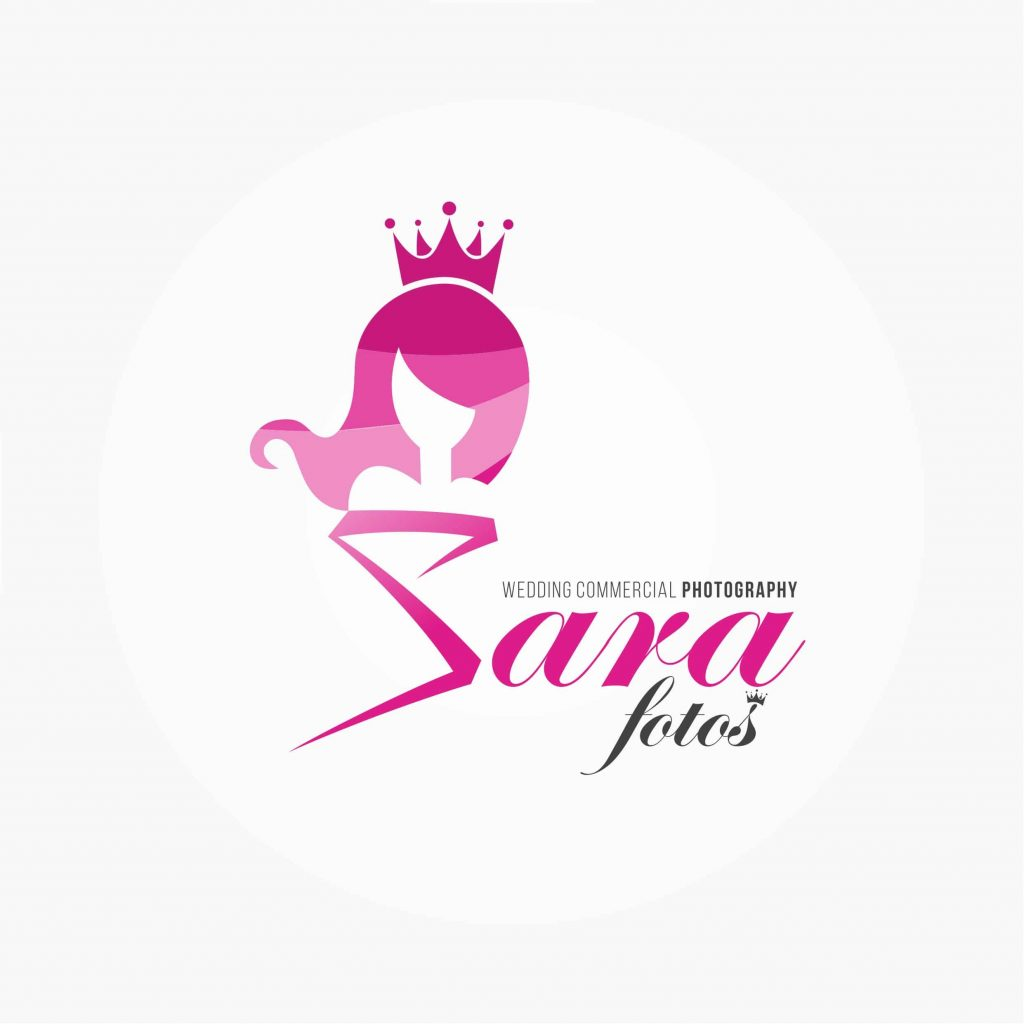logo design in trichy, sara fotos, sara fotos trichy, wedding photography logo design, wedding photography trichy