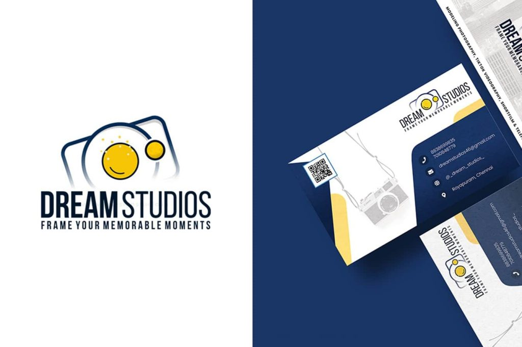 photography graphic logo design in chennai