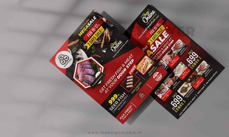 food brochure design trichy, food brochure design coimbatore, food brochure design chennai, food brochure design
