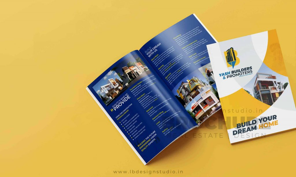 real estate brochure design Trichy, real estate brochure design chennai, real estate brochure design coimbatore