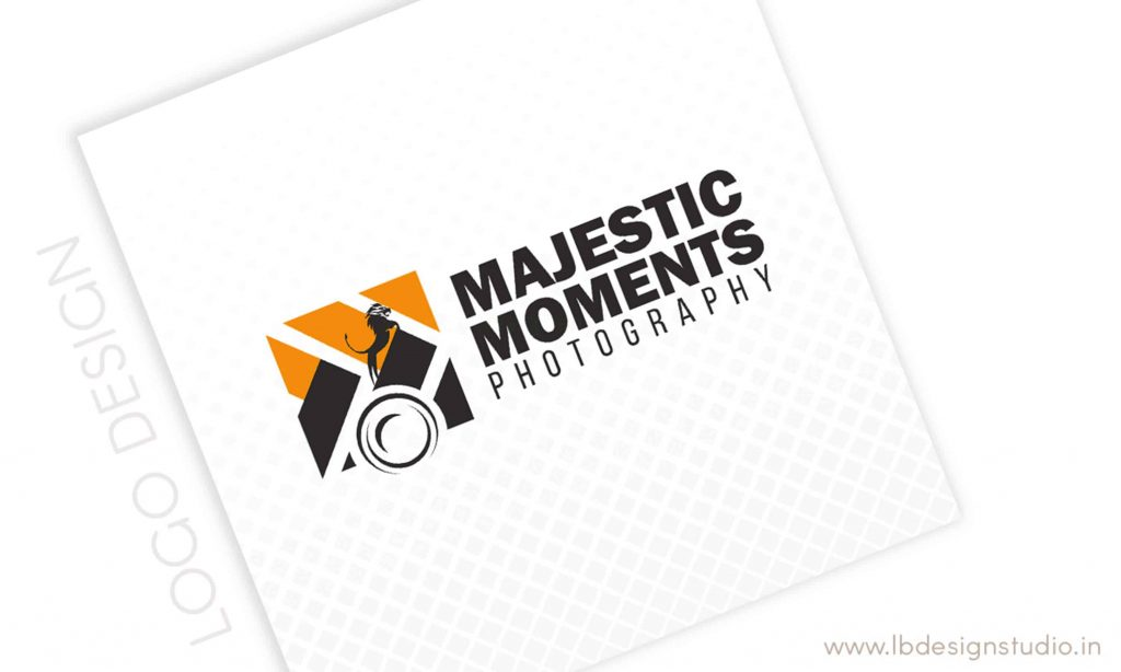 wedding photography logo, lion logo design, logo design madurai, photography logo design