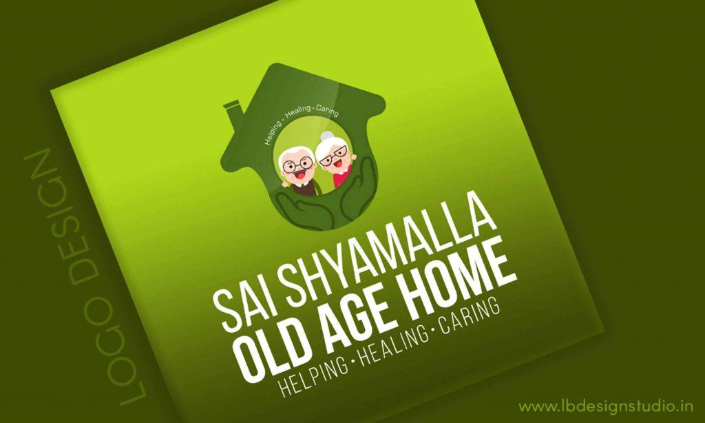 logo design chennai,logo design company chennai,logo design in chennai, sai logo design, old age home logo